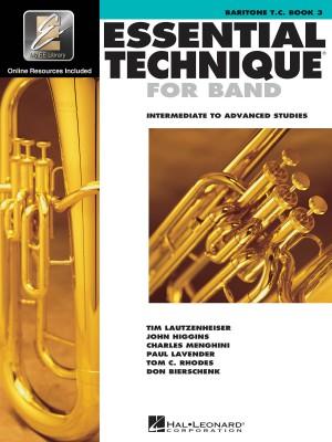 Paul Lavender: Essential Technique 2000 Book 3