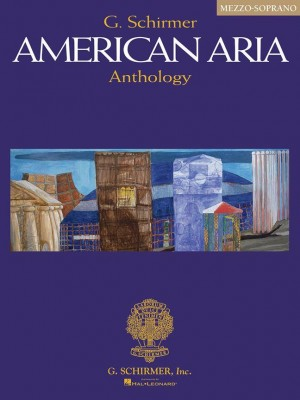 G. Schirmer American Aria Anthology Product Image