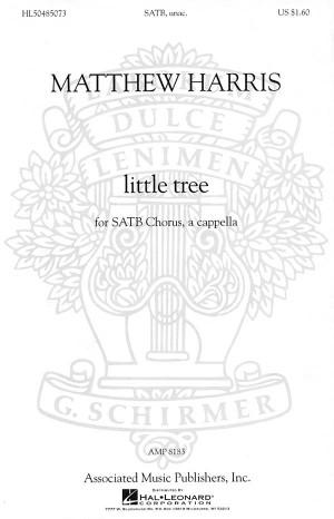 Matthew Harris: Little Tree (From Chansons Innocentes)
