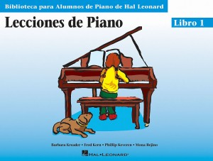 Barbara Kreader_Fred Kern_Mona Rejino_Phillip Keveren: Piano Lessons Book 1 - Spanish Edition