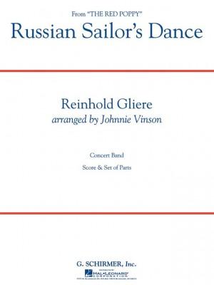 Reinhold Gliere: Russian Sailor's Dance - Gr3 Cb (Full Score)