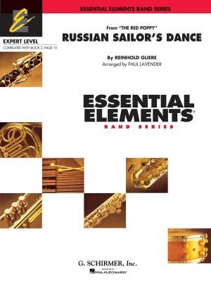 Essential Elements 2000 Band Series: Reinhold Gliere: Russian Sailor's Dance