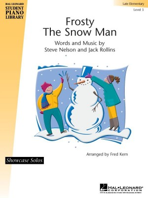 Jack Rollins_Steve Nelson: Frosty the Snowman