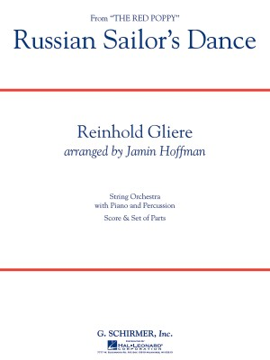 Reinhold Gliere: Russian Sailor's Dance (Arr. Jamin Hoffman)