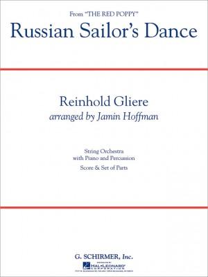 Reinhold Gliere: Russian Sailor's Dance - Score Only