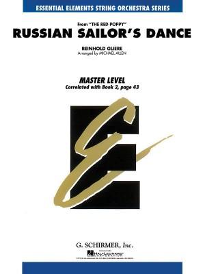 Reinhold Gliere: Russian Sailor's Dance (Arr. Michael Allen)