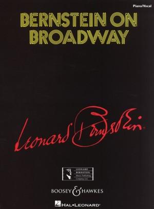 Bernstein, L: Bernstein on Broadway