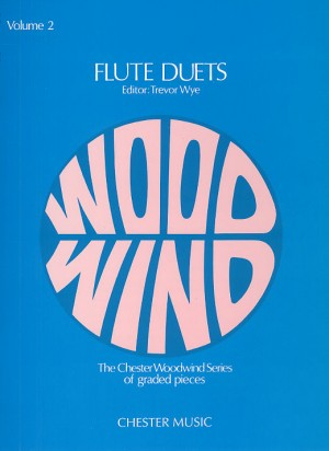 Trevor Wye: Flute Duets 2