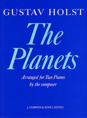 Gustav Holst: The Planets For Two Pianos