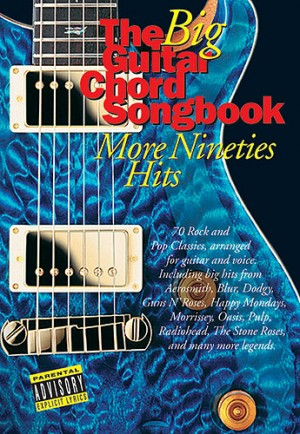 The Big Guitar Chord Songbook: More Nineties Hits | Presto Sheet Music