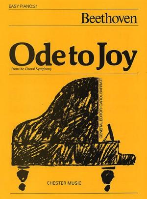 Ludwig van Beethoven: Ode To Joy (Easy Piano No.21)