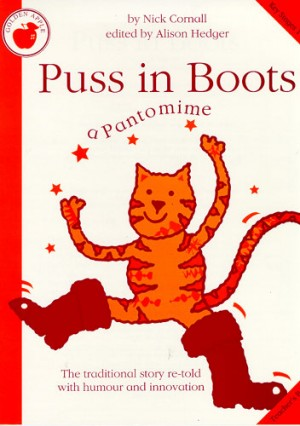 Nick Cornall: Puss In Boots