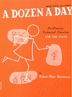 A Dozen A Day Book Four: Lower Higher