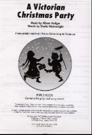 Alison Hedger_Sheila Wainwright: A Victorian Christmas Party (Pupil's Book)