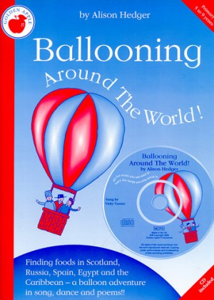 Alison Hedger: Ballooning Around The World