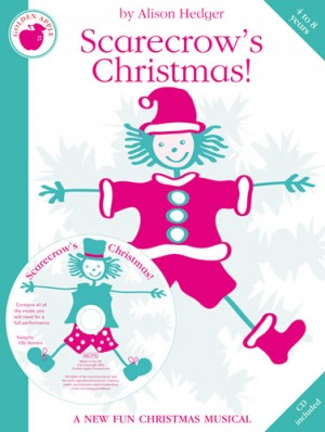 Alison Hedger: Scarecrows Christmas!