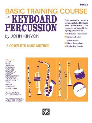 John Kinyon: John Kinyon's Basic Training Course Book 2