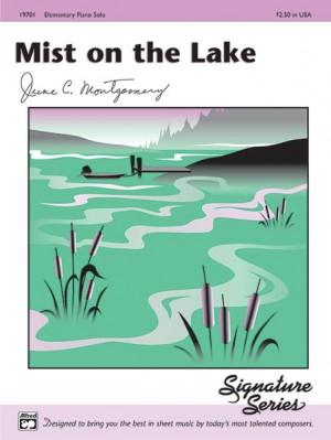 June C. Montgomery: Mist on the Lake