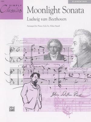 Ettore van Beethoven: Moonlight Sonata | Presto Sheet Music