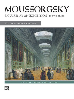 Modest Moussorgsky/Modest Mussorgsky: Pictures at an Exhibition