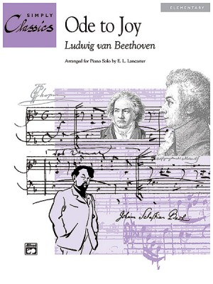 Ludwig Van Beethoven: Ode to Joy (Theme from 9th Symphony)