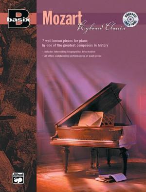 Wolfgang Amadeus Mozart: Basix: Keyboard Classics: Mozart