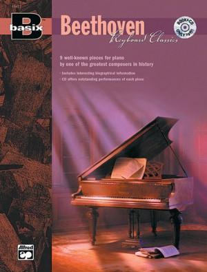 Ludwig van Beethoven: Basix: Keyboard Classics: Beethoven