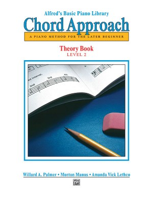 Alfred's Basic Piano: Chord Approach Theory Book 2 | Presto Sheet Music