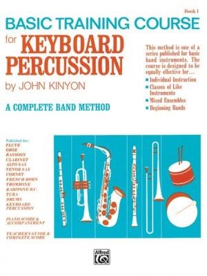 John Kinyon: John Kinyon's Basic Training Course Book 1