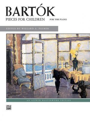Béla Bartók: Pieces for Children
