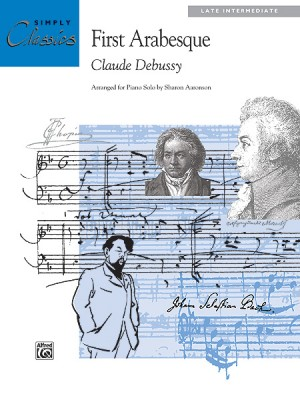 Claude Debussy: First Arabesque