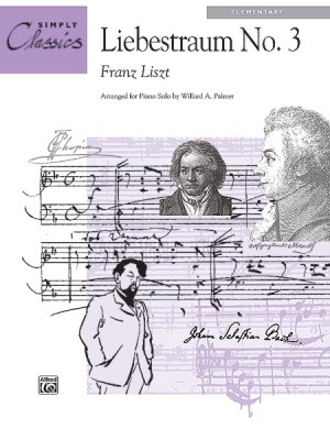 Franz Liszt: Liebestraum (Theme from No. 3)