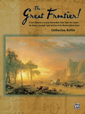 Catherine Rollin: The Great Frontier!