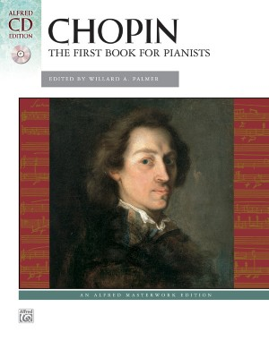 Frédéric Chopin: First Book for Pianists Product Image