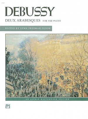 Claude Debussy: Deux Arabesques for the Piano