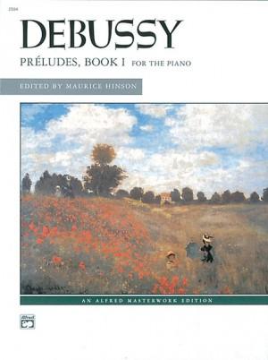 Claude Debussy: Preludes, Book 1