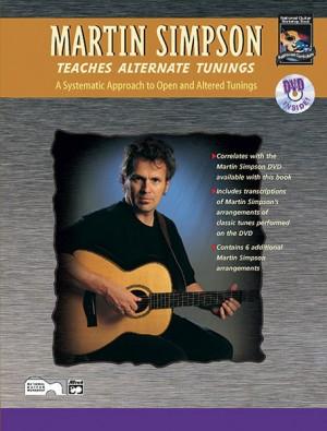 Martin Simpson Teaches Alternate Tunings