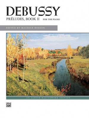 Claude Debussy: Preludes, Book 2