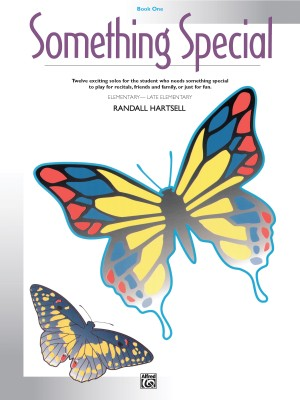 Randall Hartsell: Something Special, Book 1