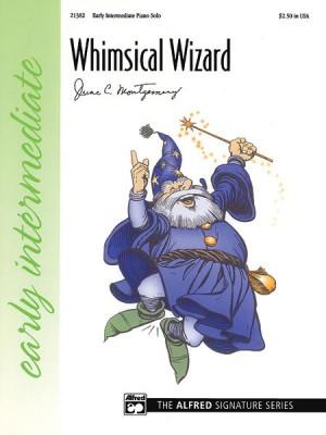 June C. Montgomery: Whimsical Wizard