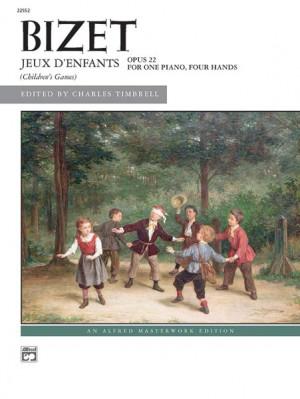 Georges Bizet: Jeux d'enfants, Op. 22