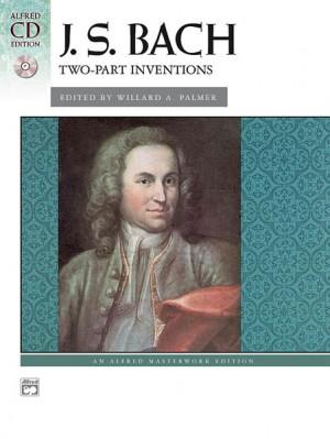 Johann Sebastian Bach: Two-Part Inventions