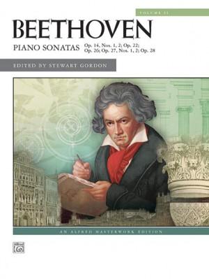 Ludwig van Beethoven: Piano Sonatas, Volume 2 (Nos. 9-15)