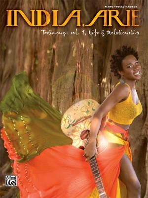 India.Arie: Testimony, Vol. 1 -- Life & Relationship