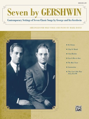 George Gershwin: Seven by Gershwin Product Image