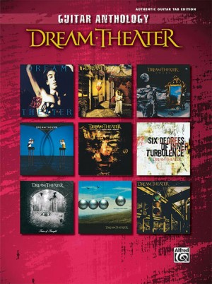 Dream Theater: Guitar Anthology