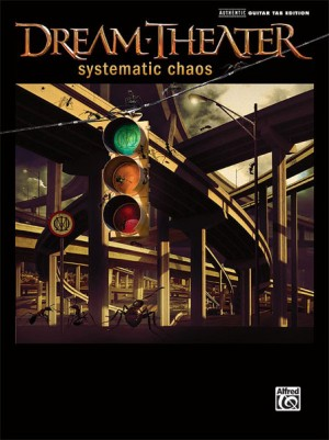 Dream-Theater: Systematic Chaos