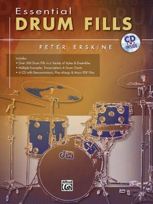 Peter Erskine: Essential Drum Fills