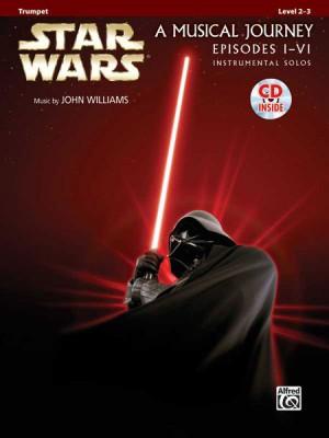 John Williams: Star Wars Instrumental Solos (Movies I-VI)