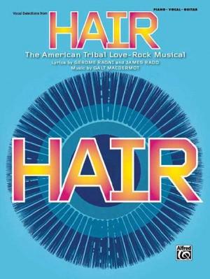 Galt MacDermot: Hair: Vocal Selections (Broadway Edition)